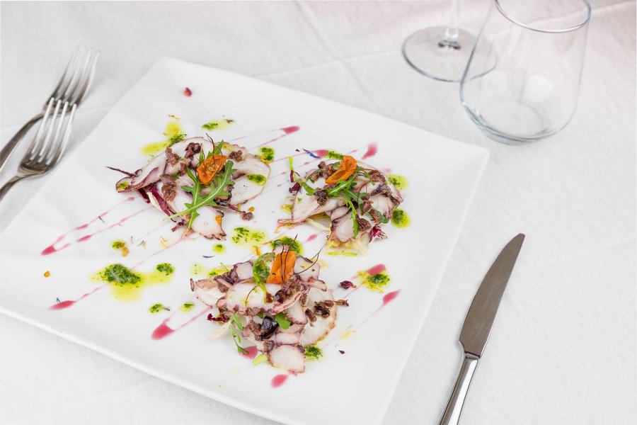 Cucina di pesce a Marotta